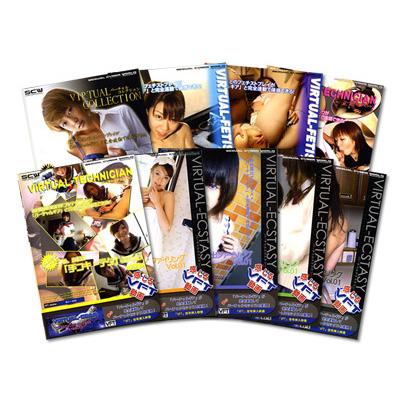 VFT専用DVD