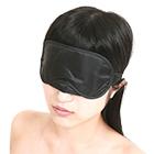 多目的アイマスク ブラック